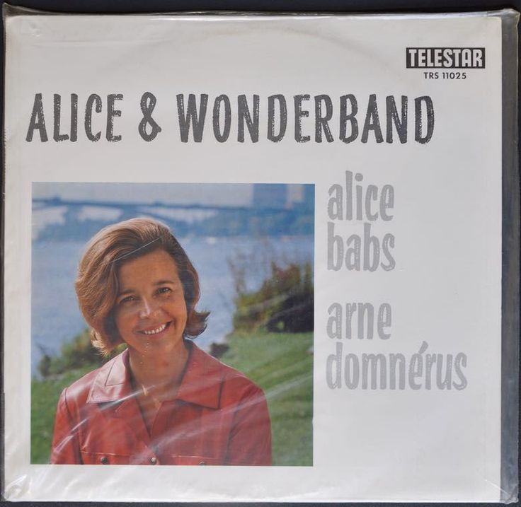 Alice Babs, Arne Domnérus – Alice