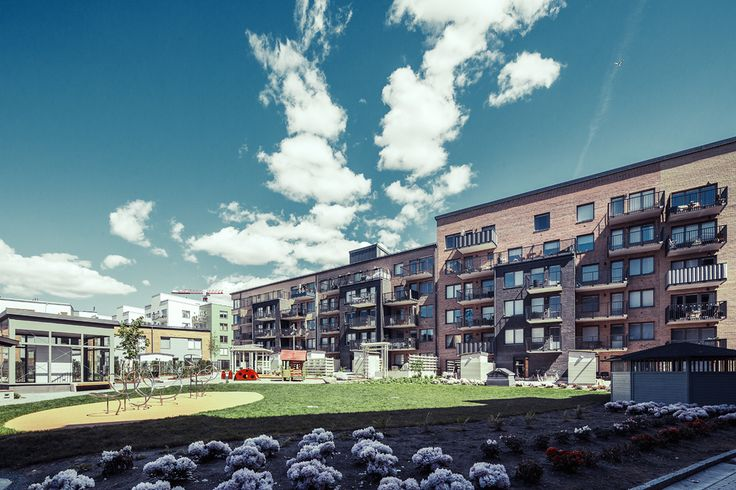 Brf Gläntan, Ursvik - Riksbyggen