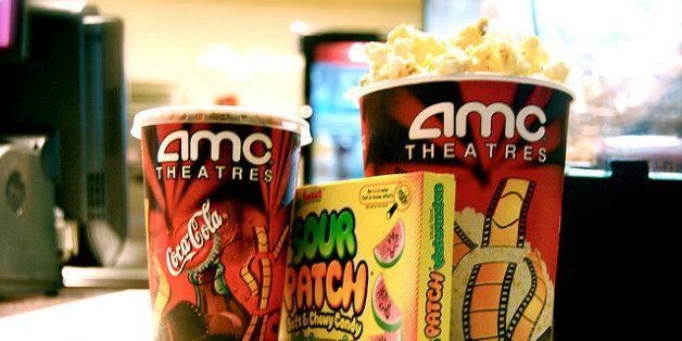 Movie Theater Snacks, In Order