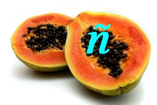 Cuando papaya se escribe con eñe: glosario de palabras malsonantes para viajeros.