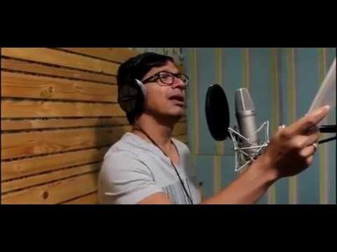 Song Recording by Singer Shaan |Music by  Vaishnav Deva Film I Am Not A ...