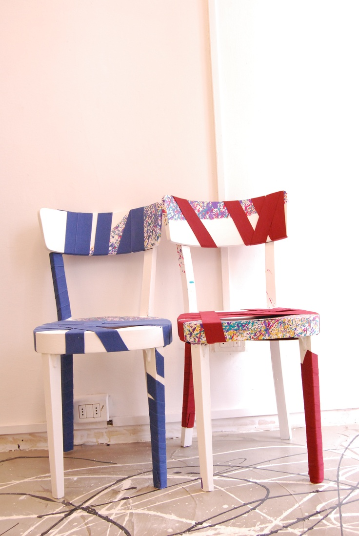 Everyone would LOVE to sit on these chairs, wouldn't you?!