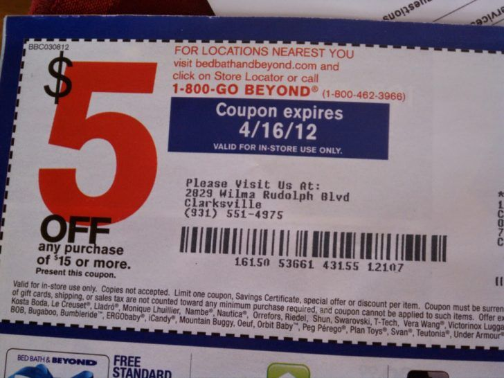 Bed Bath And Beyond Coupon Honey In 2020 Bath And Beyond Coupon