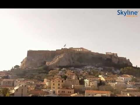 Live Webcam Athens - Time Lapse
