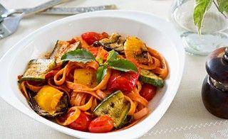 Mediterranes Gemüse mit Thymian