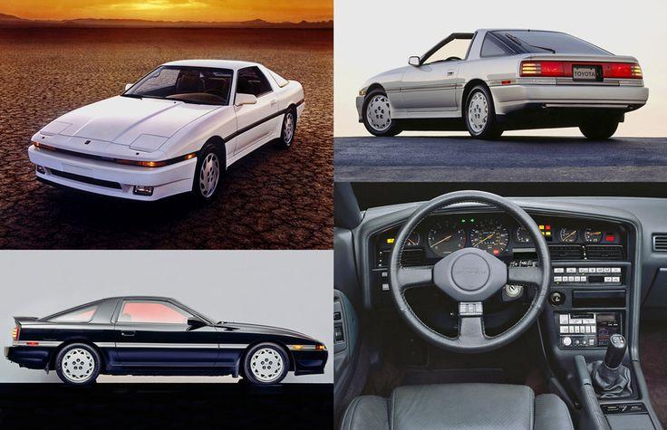 Toyota Supra, Gen 3 (1986-1992)