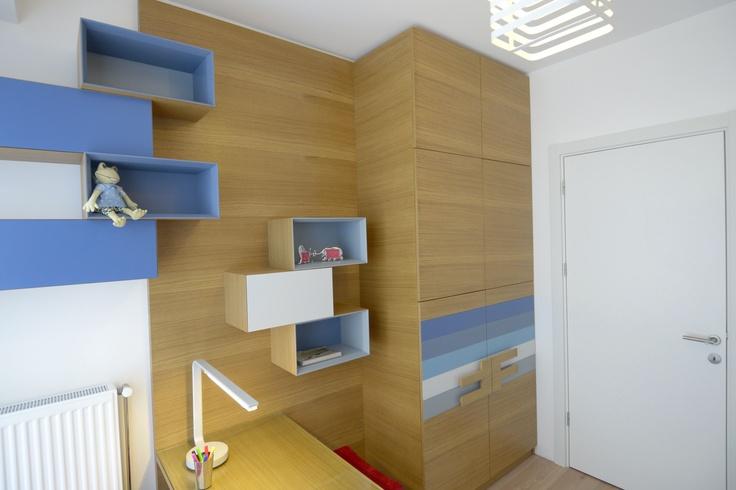 Dumankaya Modern Vadi Örnek Daire - Çocuk odası