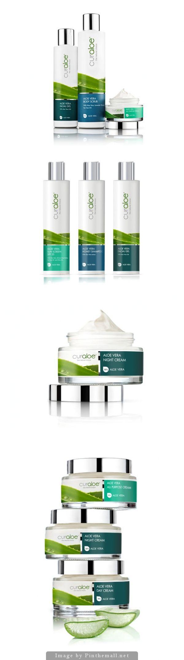 Curaloe Skin Care Line