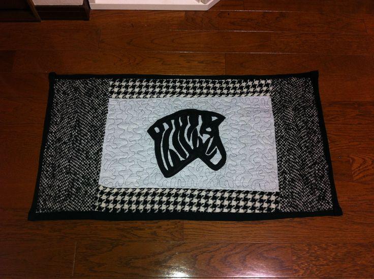 Las 25 mejores ideas sobre tapetes zebra en pinterest - Alfombras de cebra ...