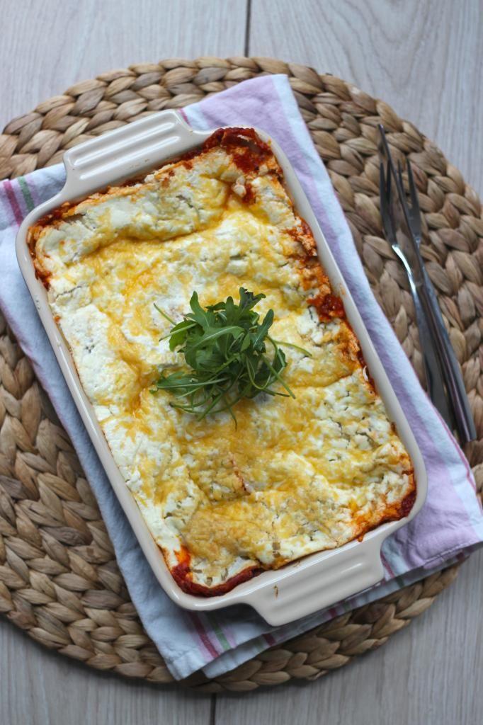 Simpele lasagne - Lekker en Simpel