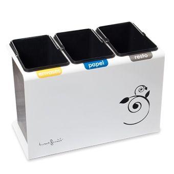 Las 25 mejores ideas sobre contenedores de reciclaje en - Contenedores de reciclar ...
