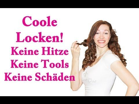 10 ideas about locken ohne hitze on pinterest halo haar. Black Bedroom Furniture Sets. Home Design Ideas