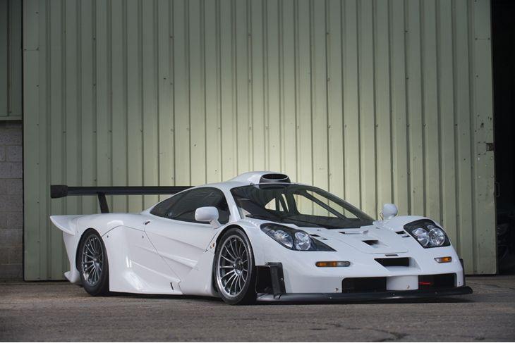 McLaren F1 GTR - 025R