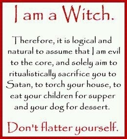 ✯ Don't flatter yourself. :: Witch's Humor ✯