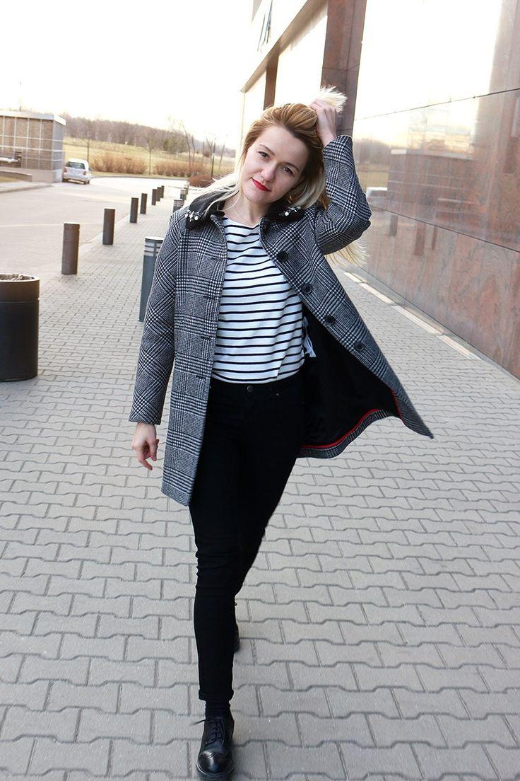 #весеннийобраз #весеннийлук #модныйобраз #стильныйобраз #модныйлук #минимализм #пальто #пальтовклетку #шелковыйплаток #тельняшка #ретростиль #ретро #мода #стиль #zaracoat #zara #moschinoscarf #moschino #retrolook #retrooutfit #style #fashion #фэшнблогер #блогомоде #модныетенденции #блондинка #блондитемныекорни #французскийстиль #frenchstyle #blondewithdarkroots #tomboy #roundcollar #круглыйворотник #wearnissage #brogue #броги