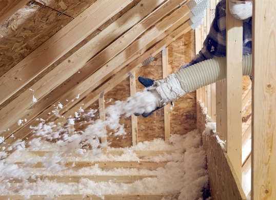 Install Attic Insulation to Save Money