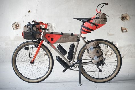 Fern Chuck Touring Bike | HiConsumption