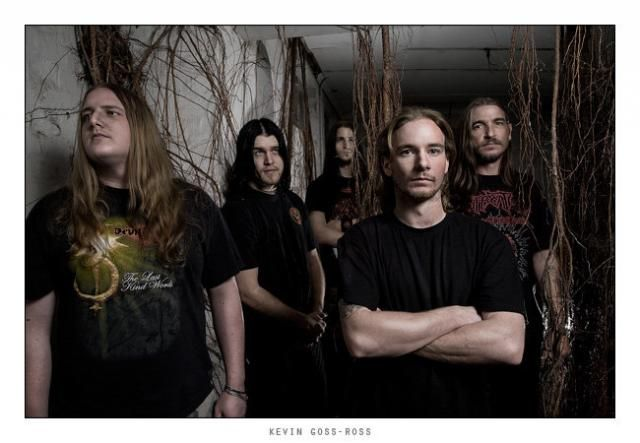 SA Success Story: Durban Groove Death Metal Band Contrast the Water. Last gig in SA b4 touring the USA again -> 29 April @ Backline Margate