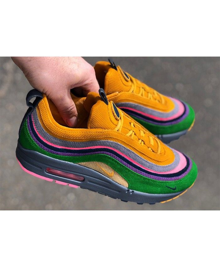 fcf819cd4725 Nike Air Max 97 Womens Eclipse Multicolor For Sale Outlet