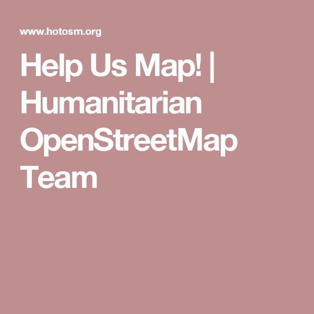 Best Open Street Map Ideas On Pinterest City Style Kitchen - Us humanitarian map