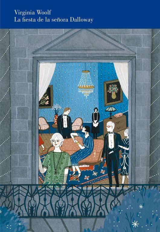 La fiesta de la señora Dalloway (Lumen), Virginia Woolf