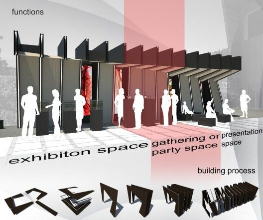 Outdoor Exhibition Stand Design : Best images about pavilion on pinterest architecture