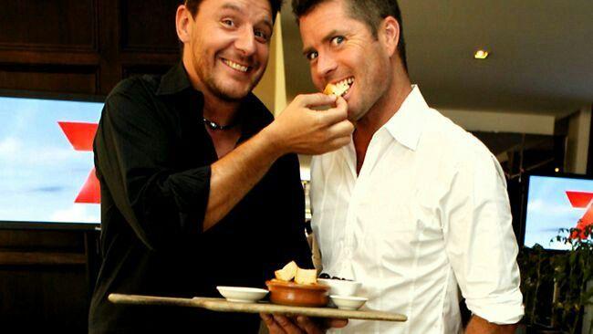 Manu & Pete..My Kitchen Rules Australia !