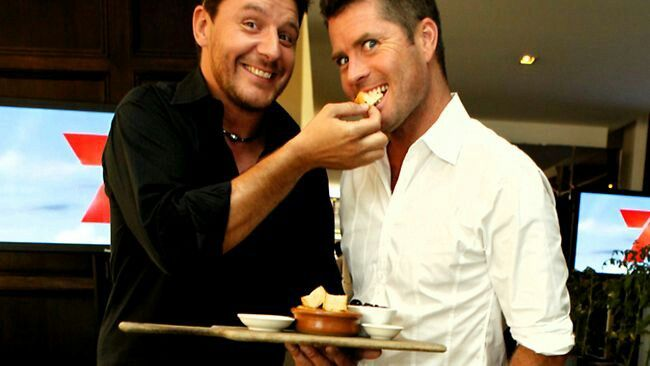 Manu & Pete..My Kitchen Rules Australia !