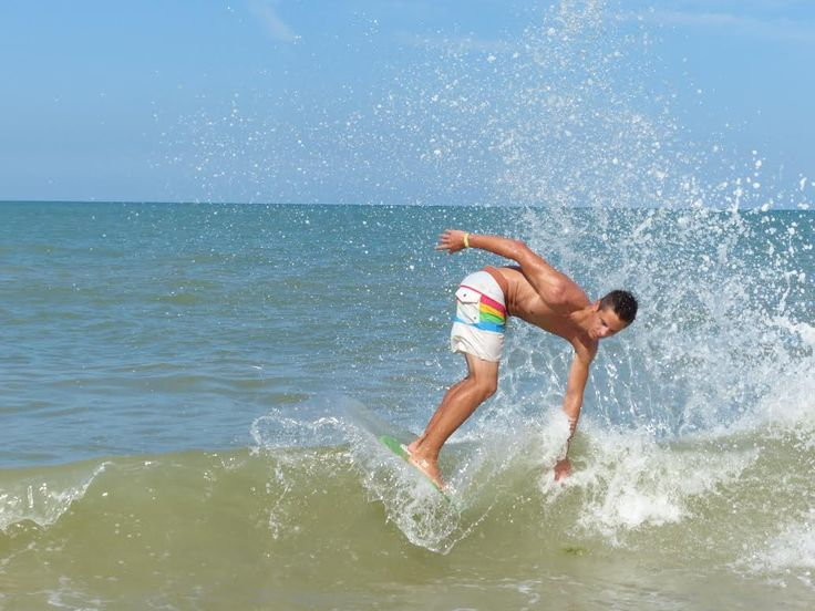 initiation skimboard