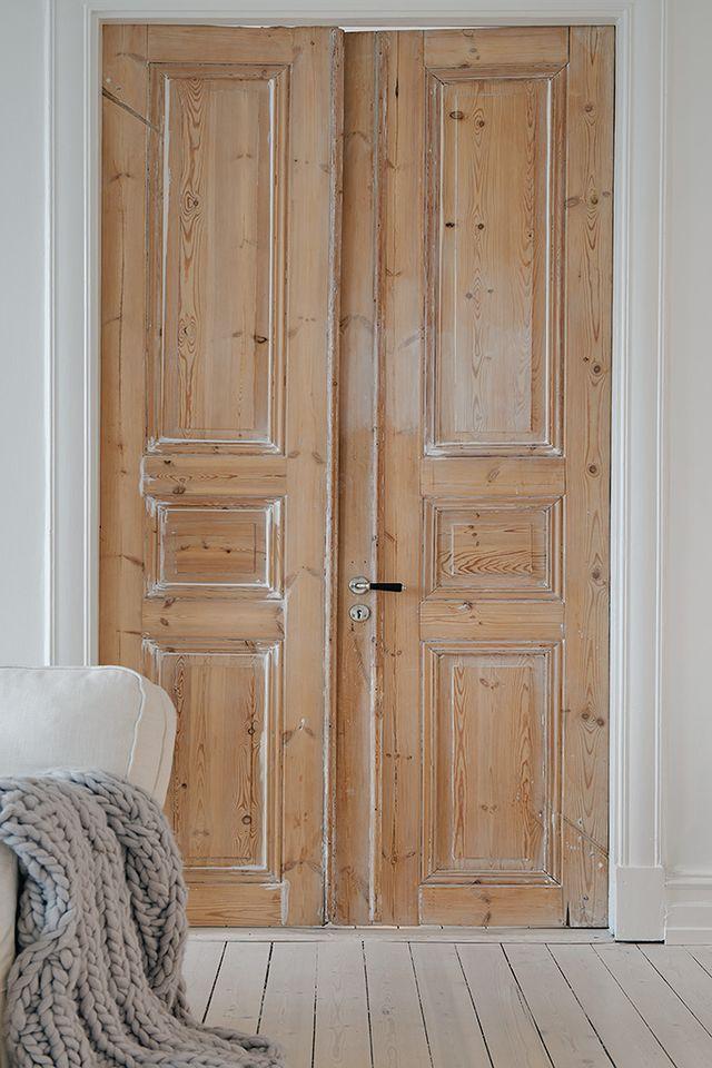 Binnendeur in stijl
