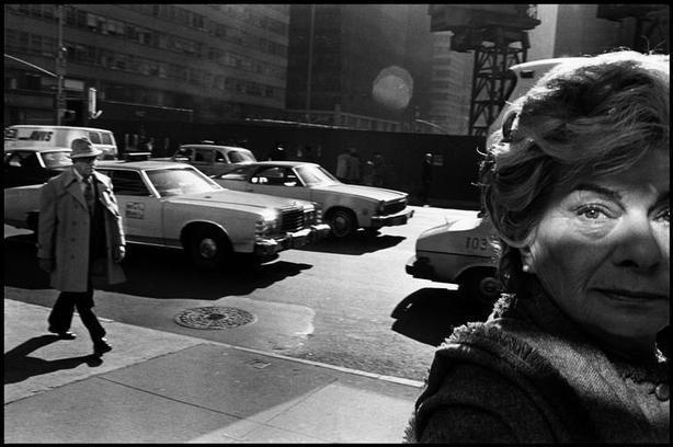 NEW YORK CITY—1984.  © Bruce Gilden / Magnum Photos