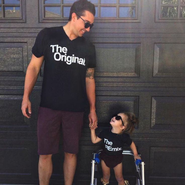 Mommy and Me Matching outfits, Daddy and me Matching outfit, The Original & The Remix black and white shirts by KaAnsDesigns on Etsy https://www.etsy.com/listing/468001051/mommy-and-me-matching-outfits-daddy-and