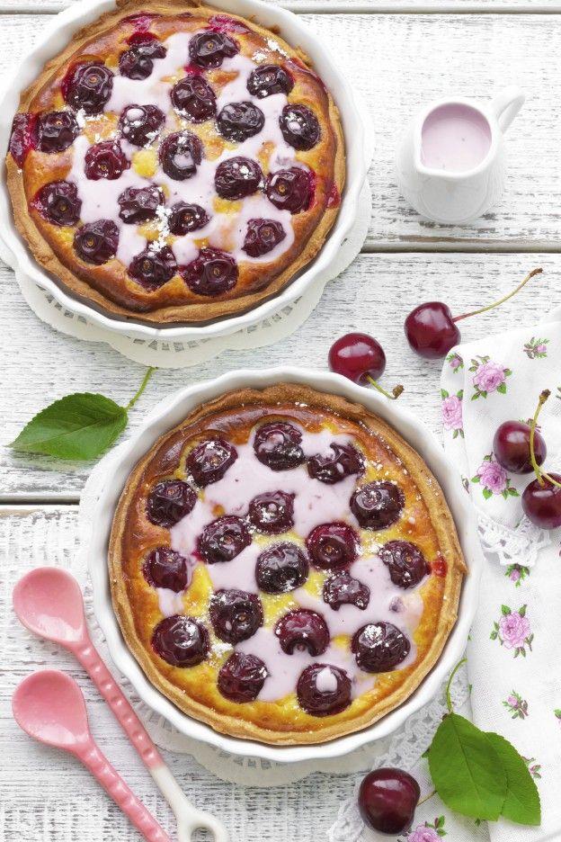 10 ricette dolci e salate da fare con le ciliegie