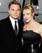 Leonardo DiCaprio & Kate Winslet (a.k.a. Jack Dawson & Rose DeWitt in Titantic)