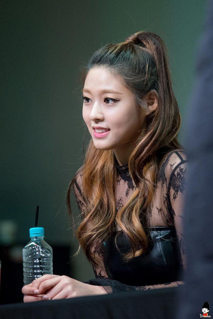 #Seolhyun #AOA #fanmeeting