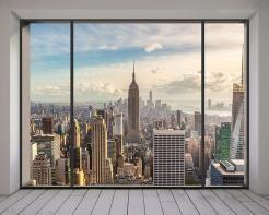 Pencereden New York
