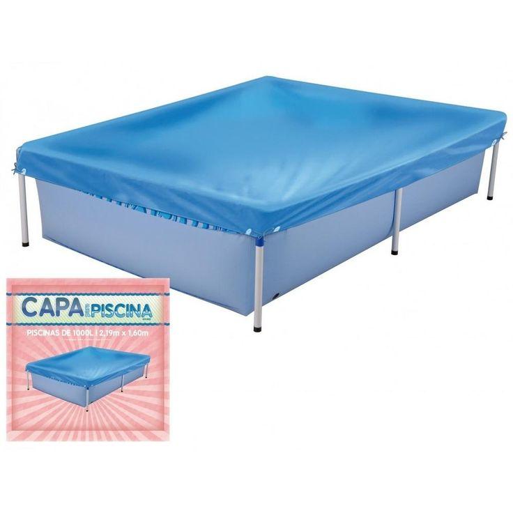 Kit Capa  Forro Para Piscina De 1000 - Americanas.com