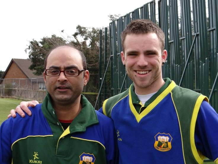 Mohammad Saddique and Ciaran Healy