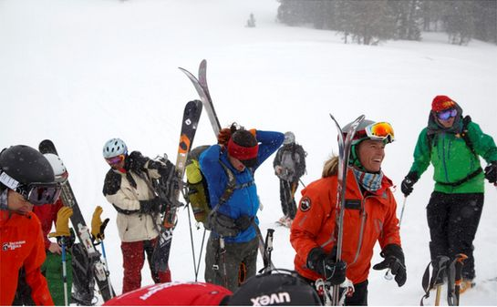 Jackson Hole Mountain Resort Come enjoy working and skiing at a world-class ski resort this winter!