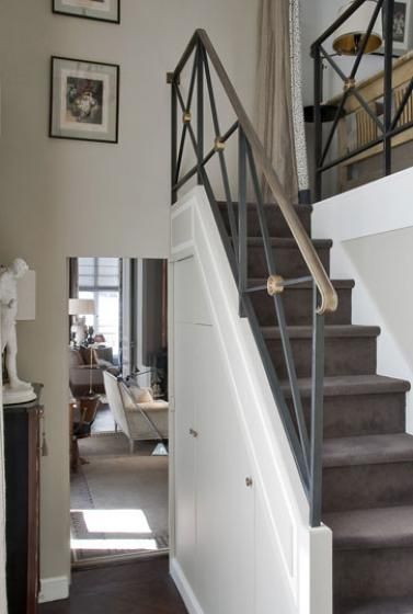 Narrow Foyer Stairs : Best stairways images on pinterest home ideas