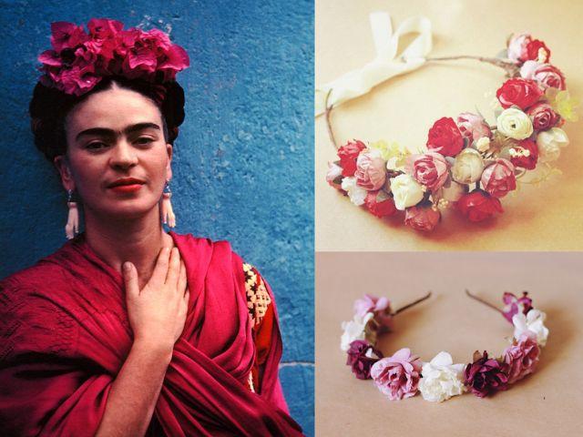 17 best images about frida kahlo on pinterest digital - Estilo frida kahlo ...