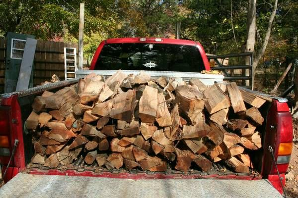 HICKORY OAK MIX READY TO BURN