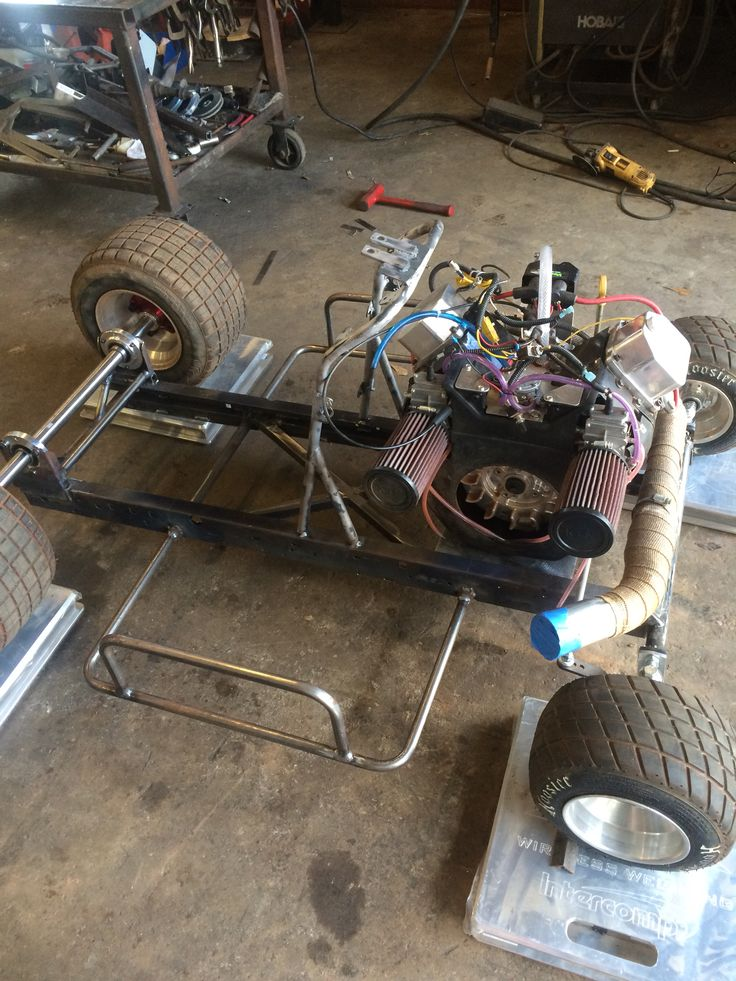 Racing Mower Front Axle : The beginning of a uslmra fxt twin build at cheater