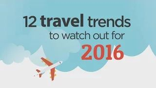 travel technology trends 2016 - YouTube