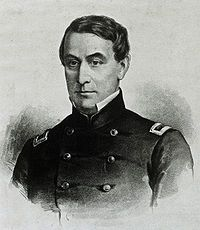 Major Robert Anderson  Robert Anderson (June 14, 1805 – October 26, 1871) was a United States Army officer during the American Civil War. To many, he was a hero who defied the Confederacy and upheld Union honor in the first battle of the American Civil War at Fort Sumter in April 1861. The Confederates bombarded the fort and forced its surrender to start the war. After Sumter fell, Anderson was promoted to brigadier general and given command of Union forces in Kentucky, but was removed late…