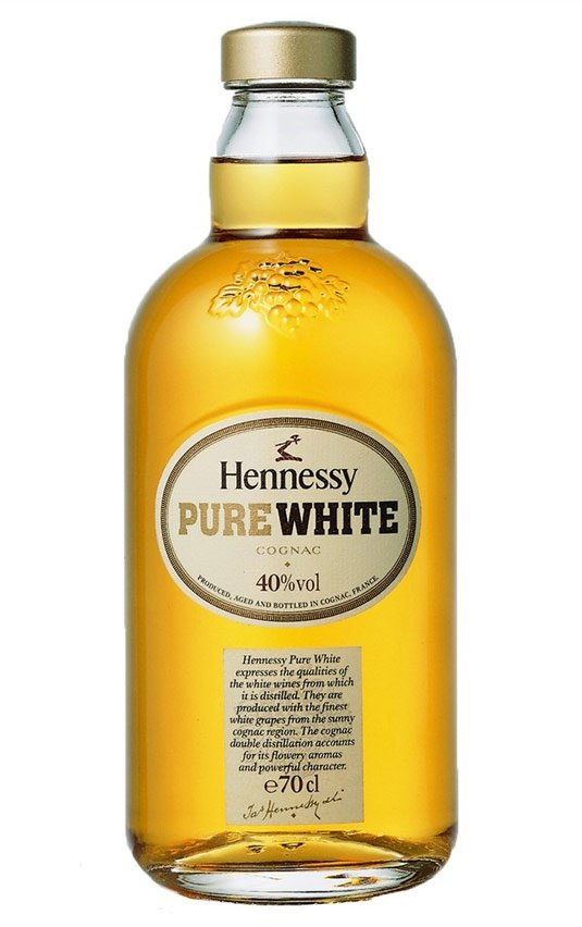 Hennessy Pure White Cognac. My nephew brought this in the Bahamas for 50.00 USD.