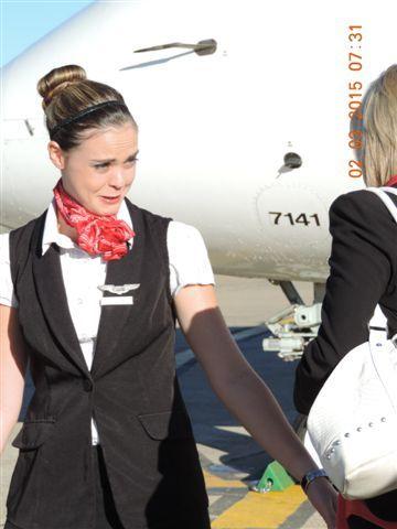 Flycemair crew
