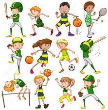 Resultado de imagen para imagenes de diferentes deportes para imprimir