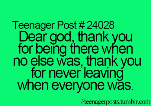 This is so true ! Thank you so much !! ❤️ I don't know why God isn't capitalized in this.