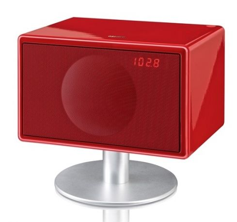 Geneva - Sound System Model S stereo all in one, tecnologia EmbracingSound, 23 cm